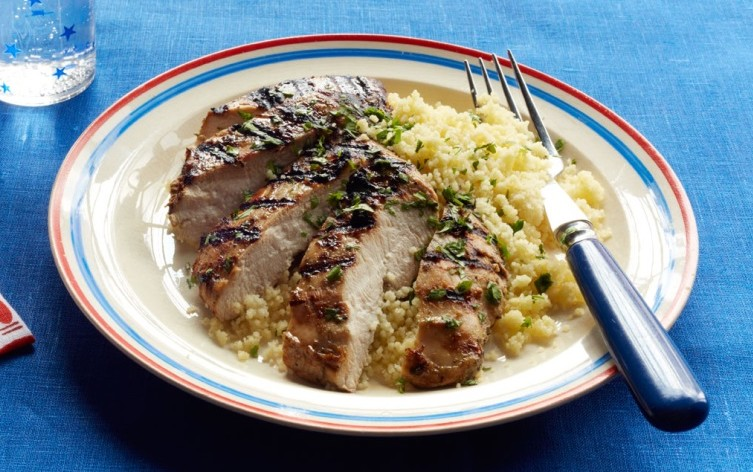 Yogurt Marinated Grilled Chicken - Jan Tilley & Associates ...