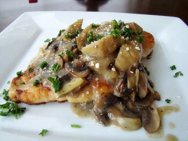 Sherried Chicken with Mushrooms & Artichokes - Jan Tilley & Associate...