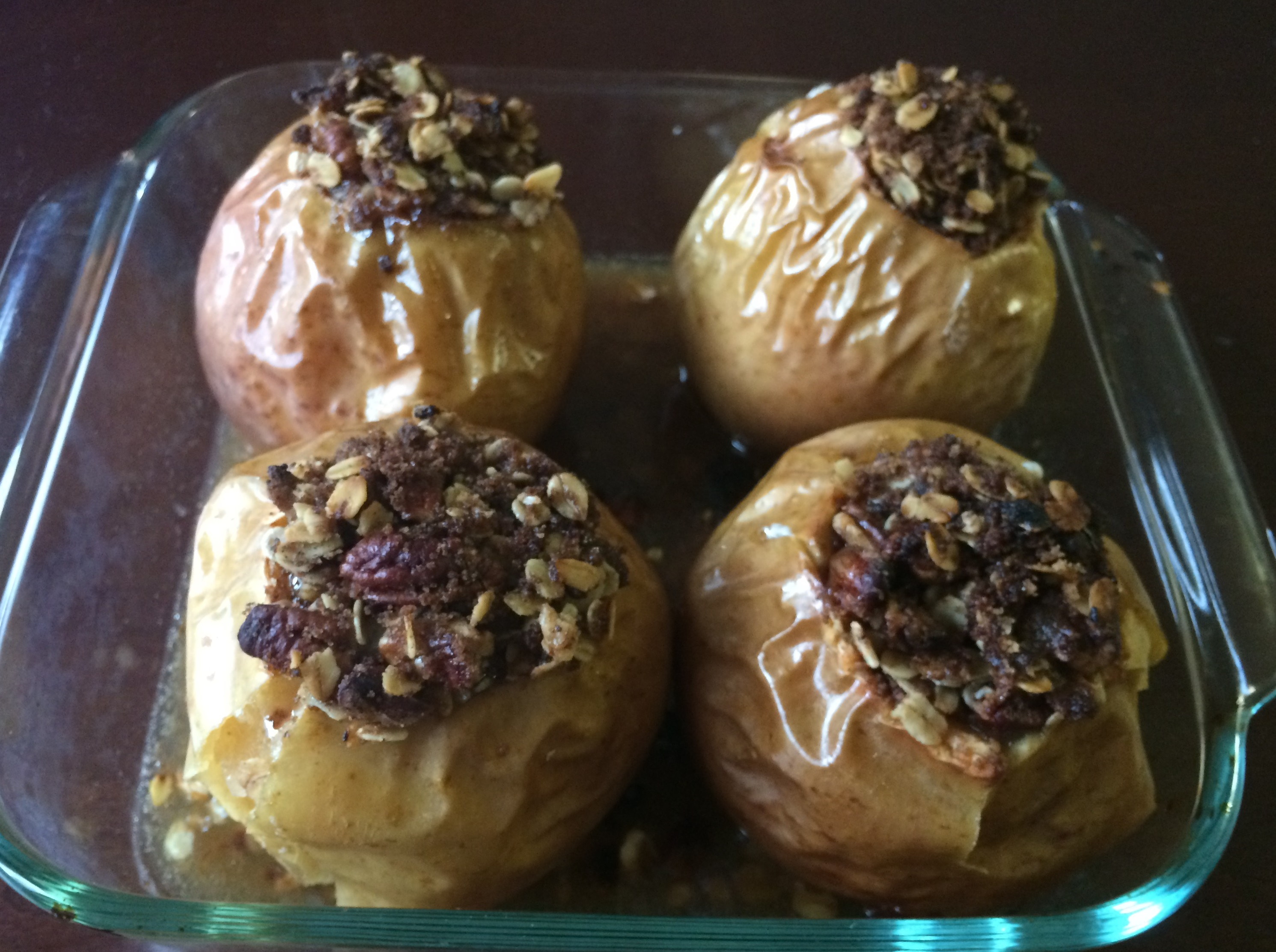 Delightful Baked Apples - Jan Tilley & Associates; San Antonio ...