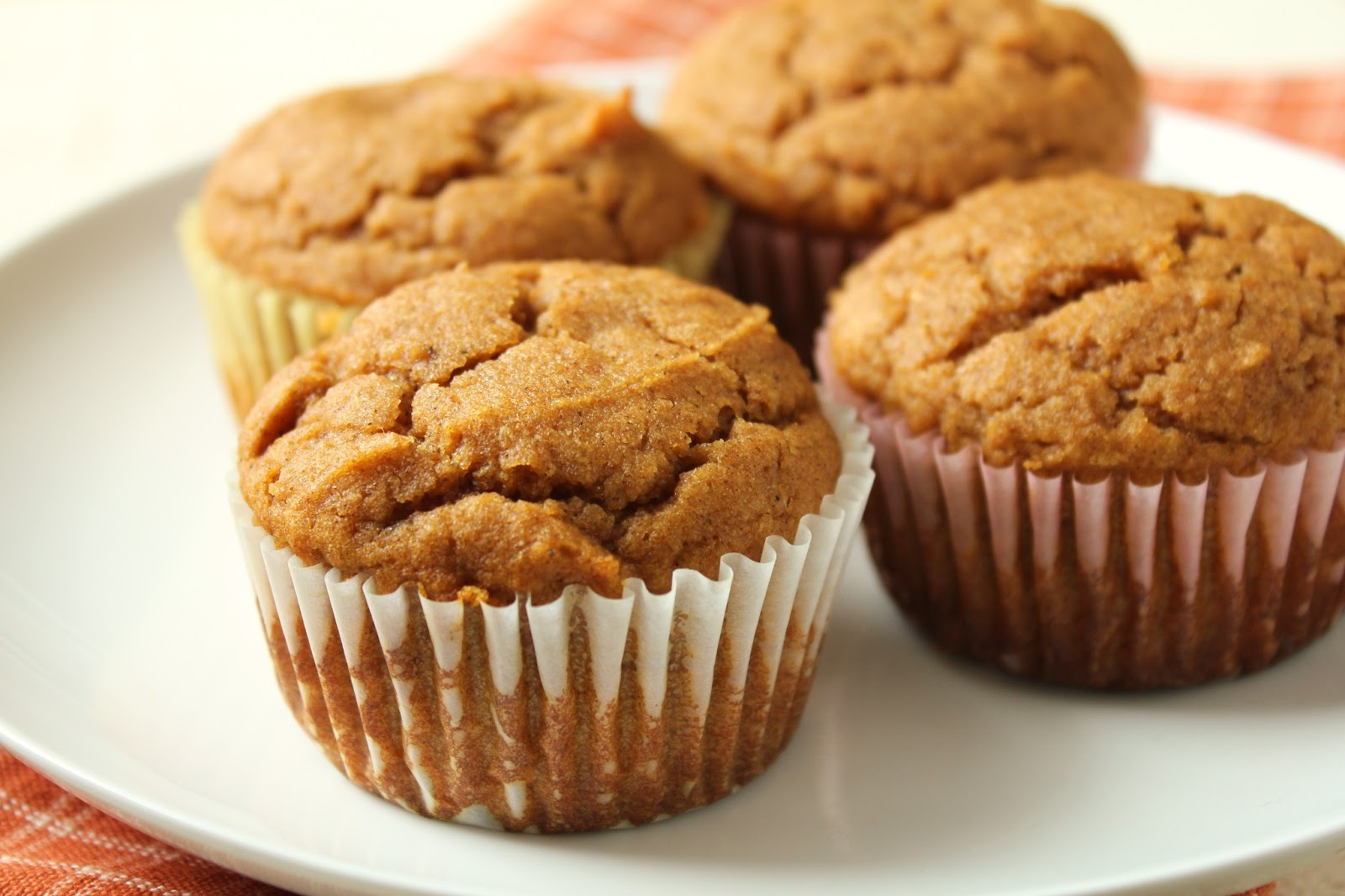Pumpkin Pecan Muffins - Jan Tilley & Associates; San ...