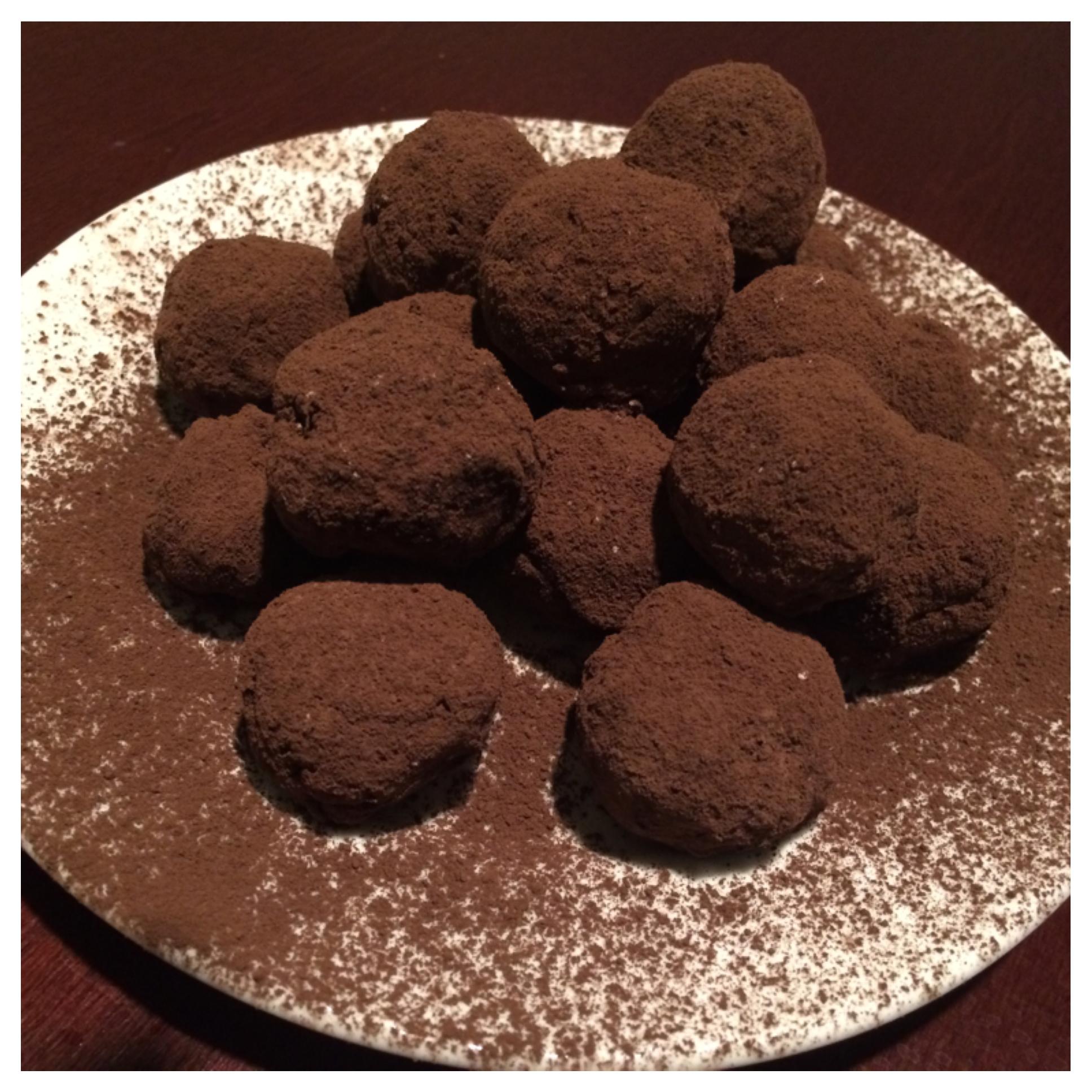Orange Ginger Dark Chocolate Truffles - Jan Tilley & Associates ...
