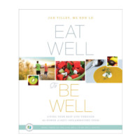 Eat Well to Be Well book cover
