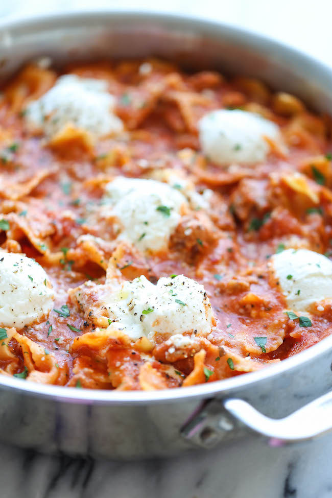 how to cook lasagna sheets without sticking