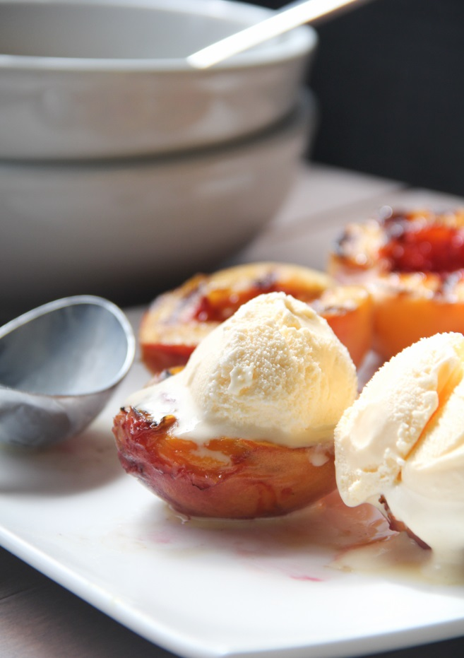 Grilled Peaches- Big1