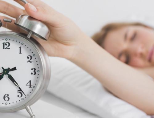Sleep: It's a MUST!