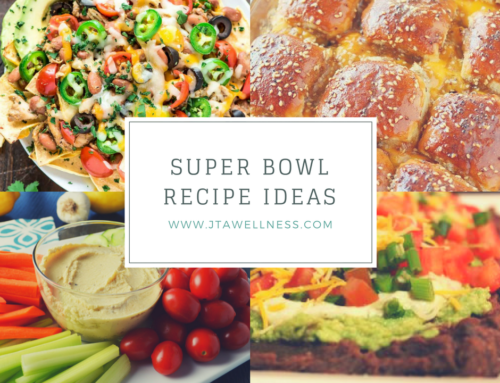Super Bowl Sunday Recipe Ideas
